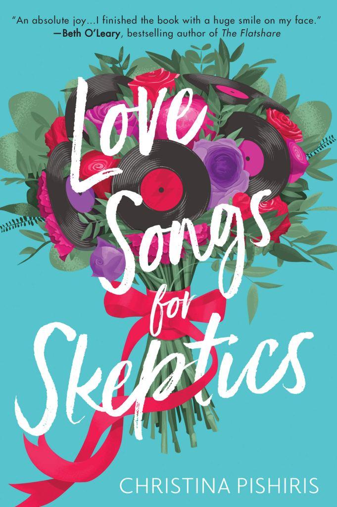 Christina Pishiris - Love Songs for Skeptics