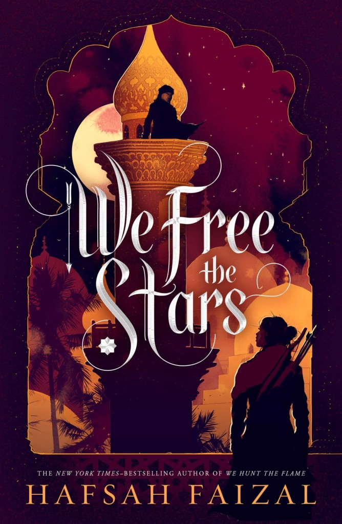 Hafsah Faizal - We Free the Stars