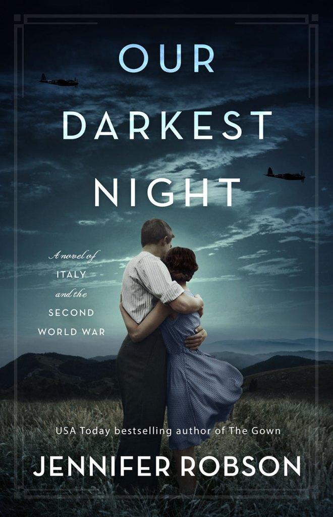 Jennifer Robson - Our Darkest Night