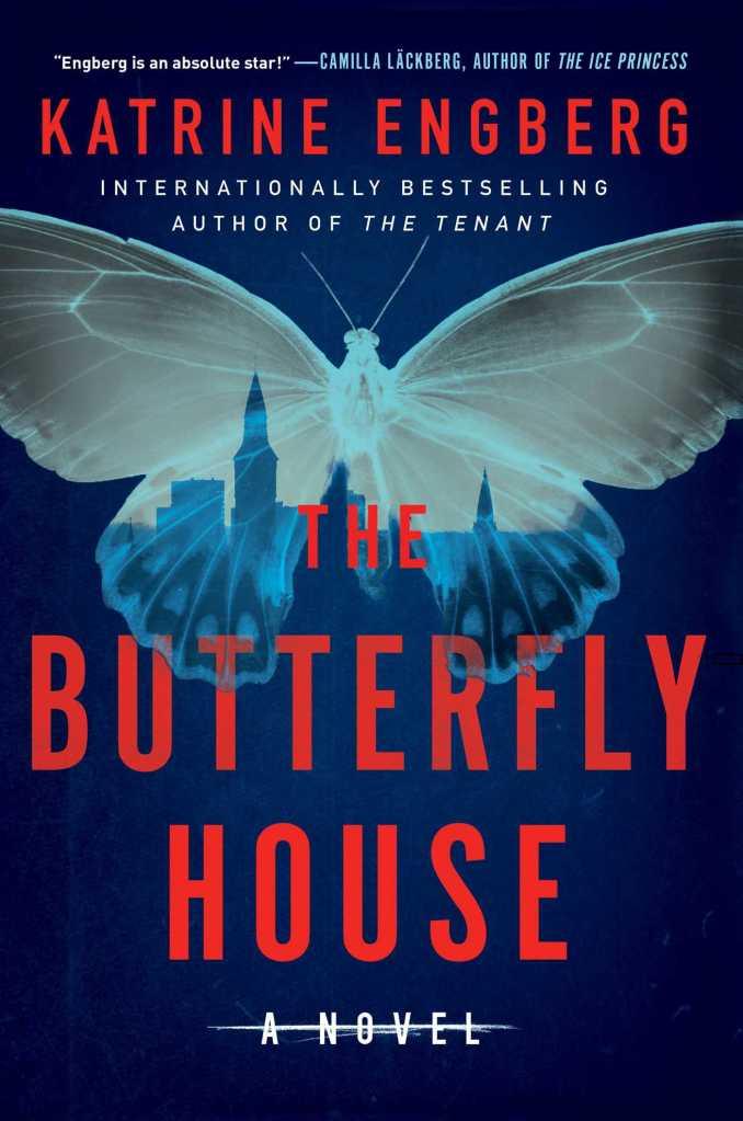 Katrine Engberg - The Butterfly House