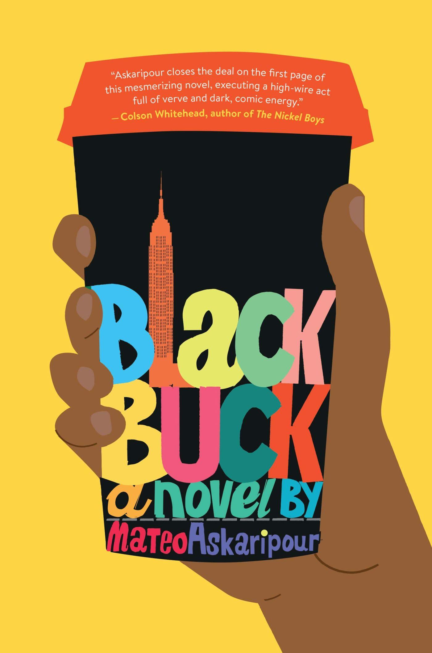 Mateo Askarpour - Black Buck