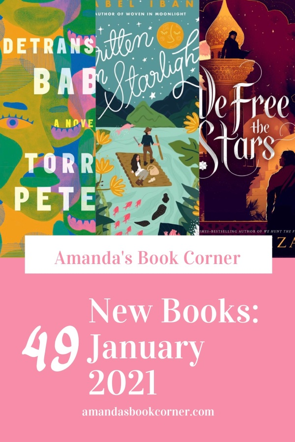 New Books - January 2021