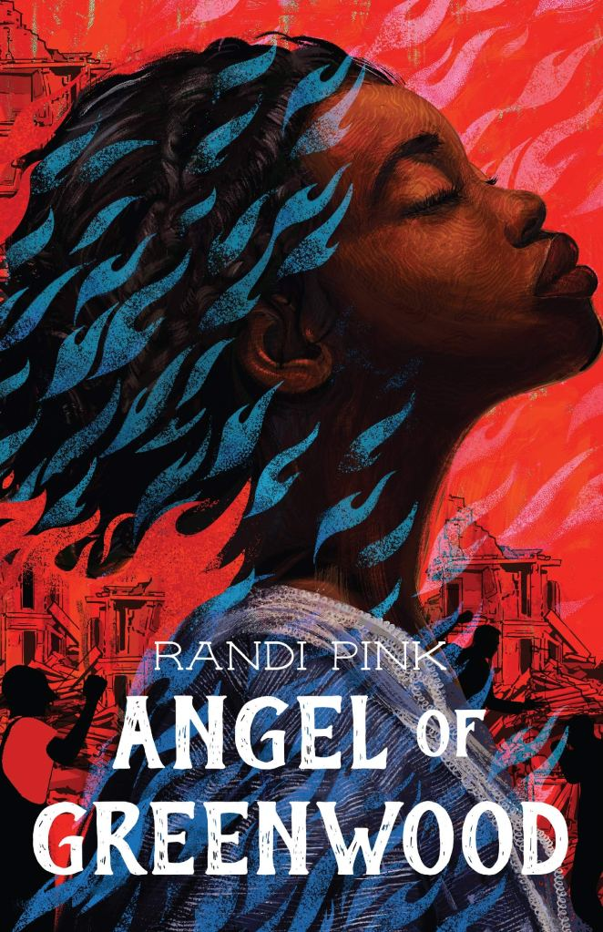 Randi Pink - Angel of Greenwood