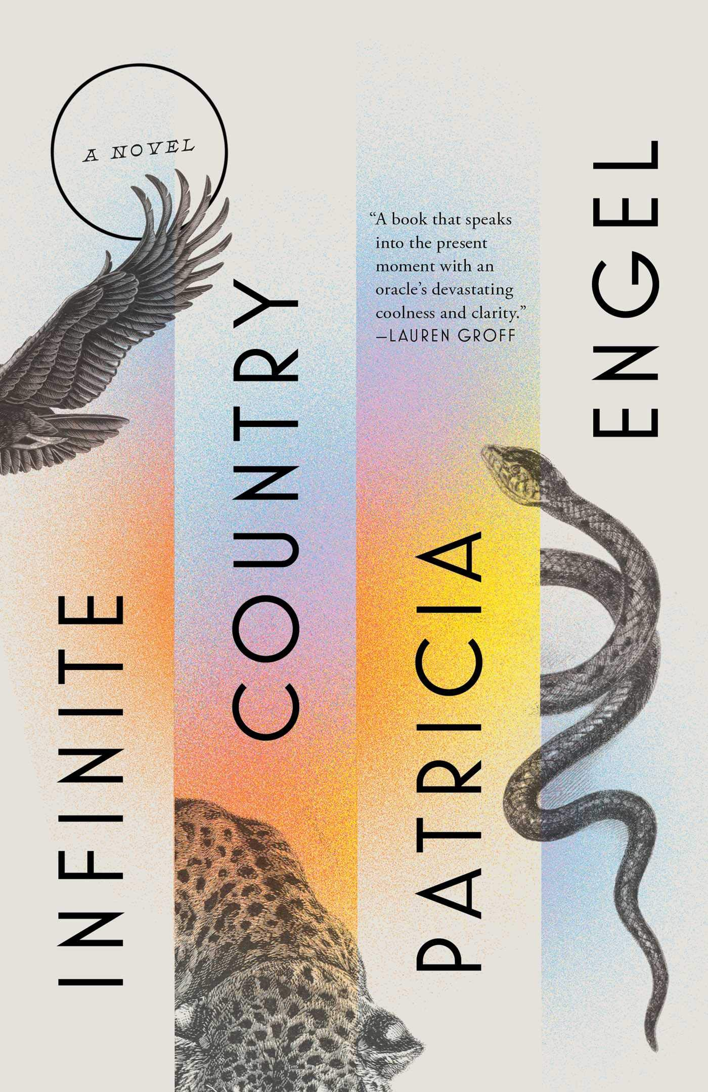 Patricia Engel - Infinite Country