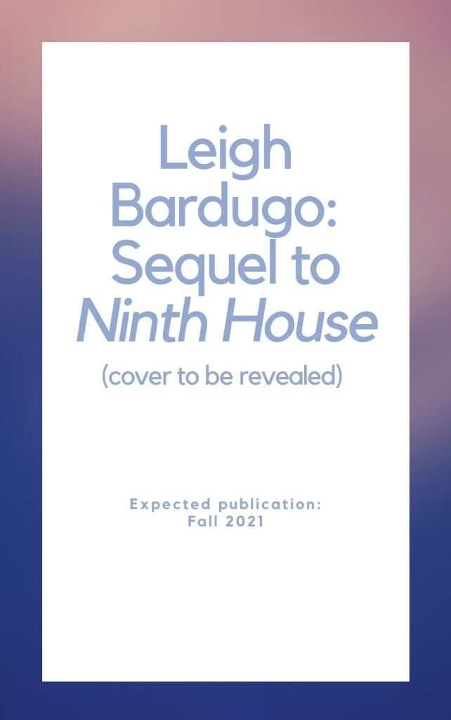 Placeholder - Leigh Bardugo - Alex Stern 2