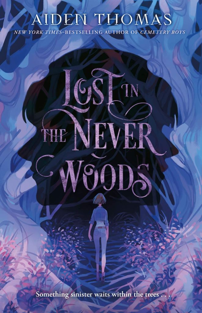 Aiden Thomas - Lost in the Never Woods