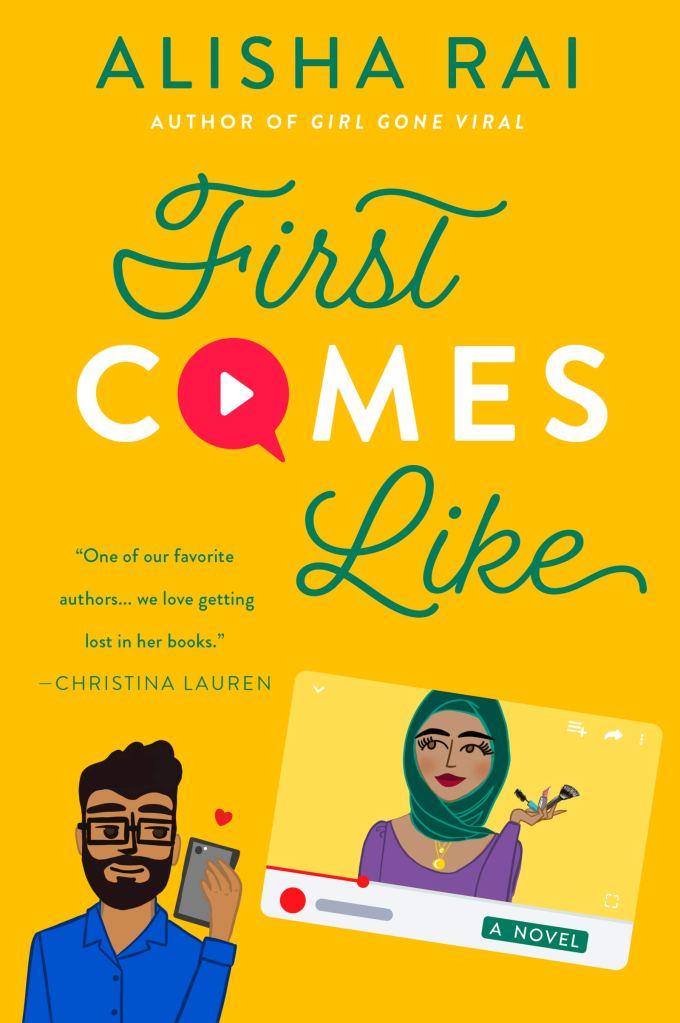 Alisha Rai - First Comes Like
