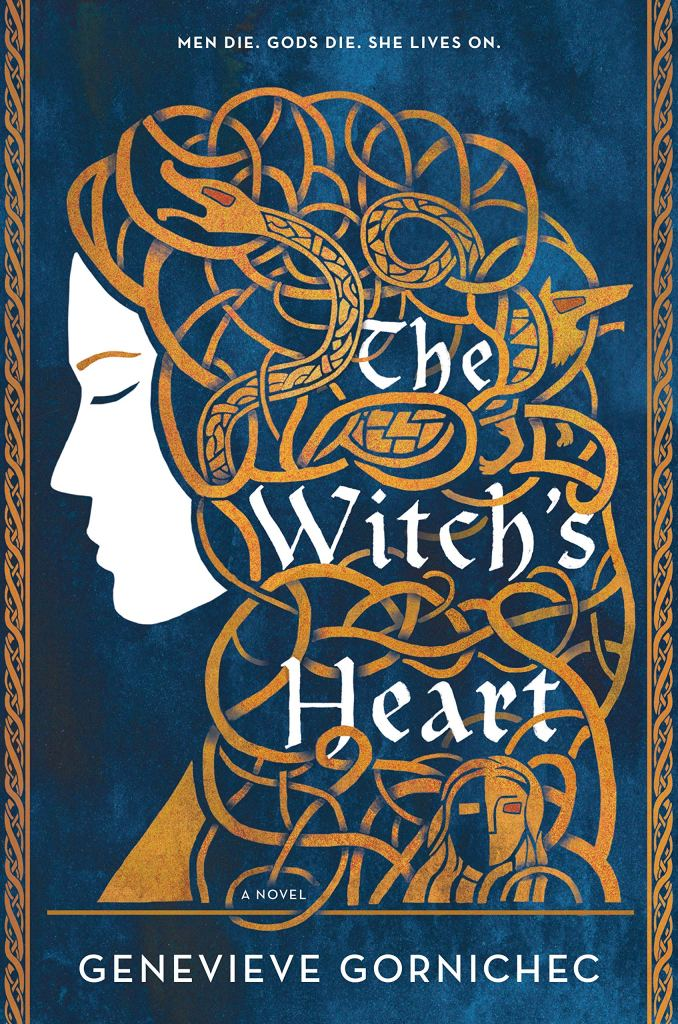 Genevieve Gornichec - The Witch's Heart