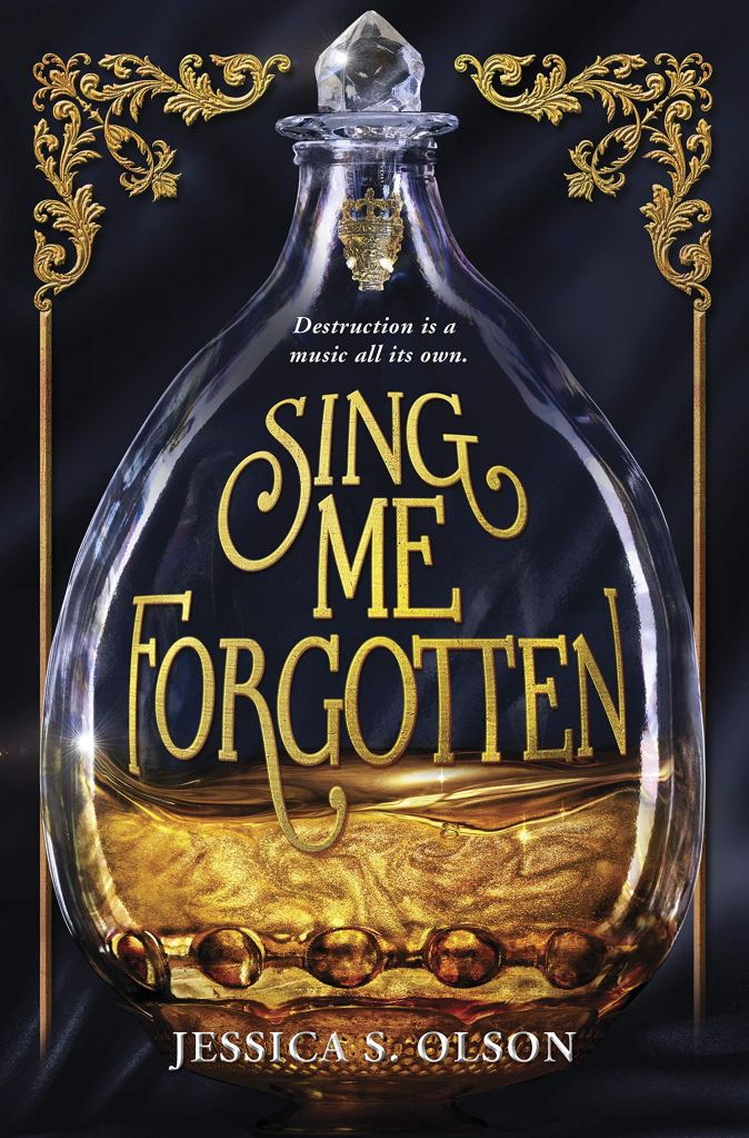 Jessica S. Olson - Sing Me Forgotten