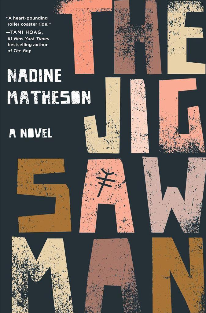 Nadine Matheson - The Jigsaw Man