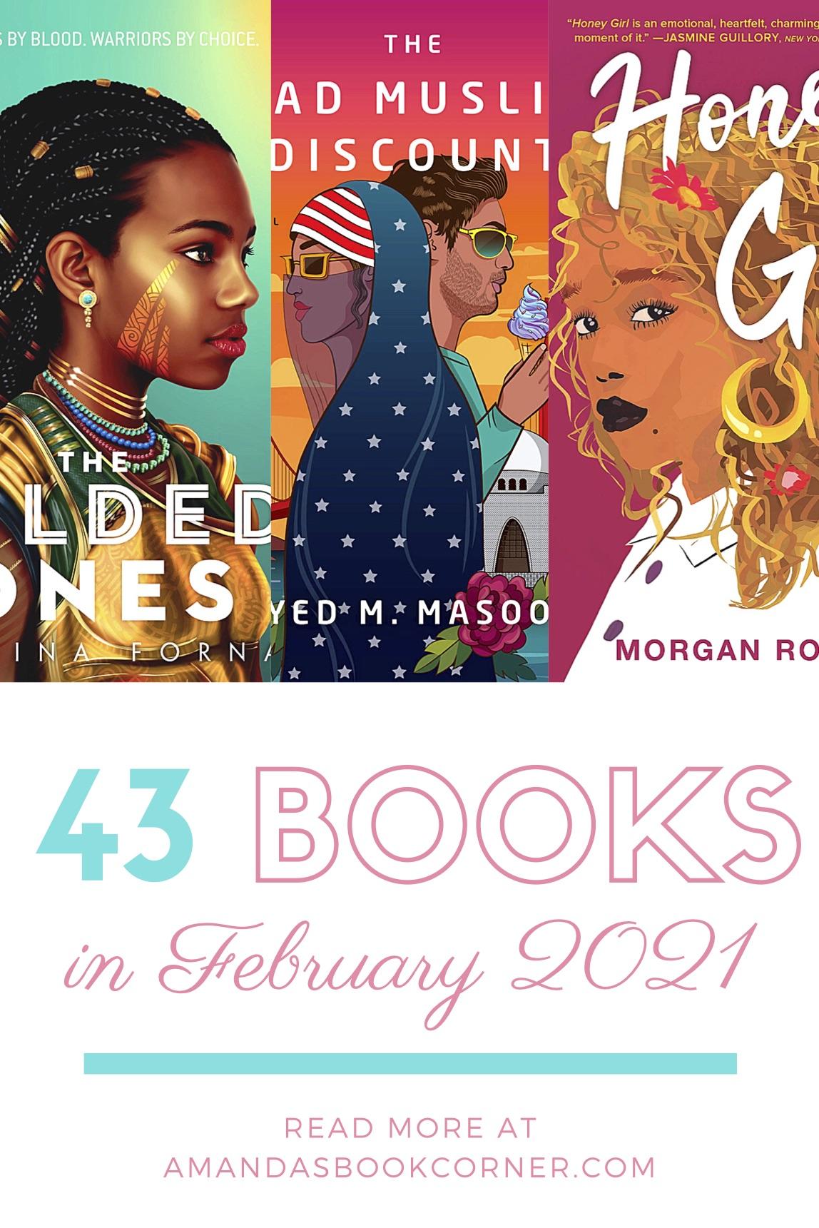 New Books - February 2021