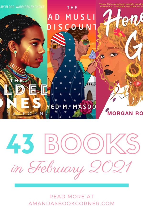 New Books - February 2021