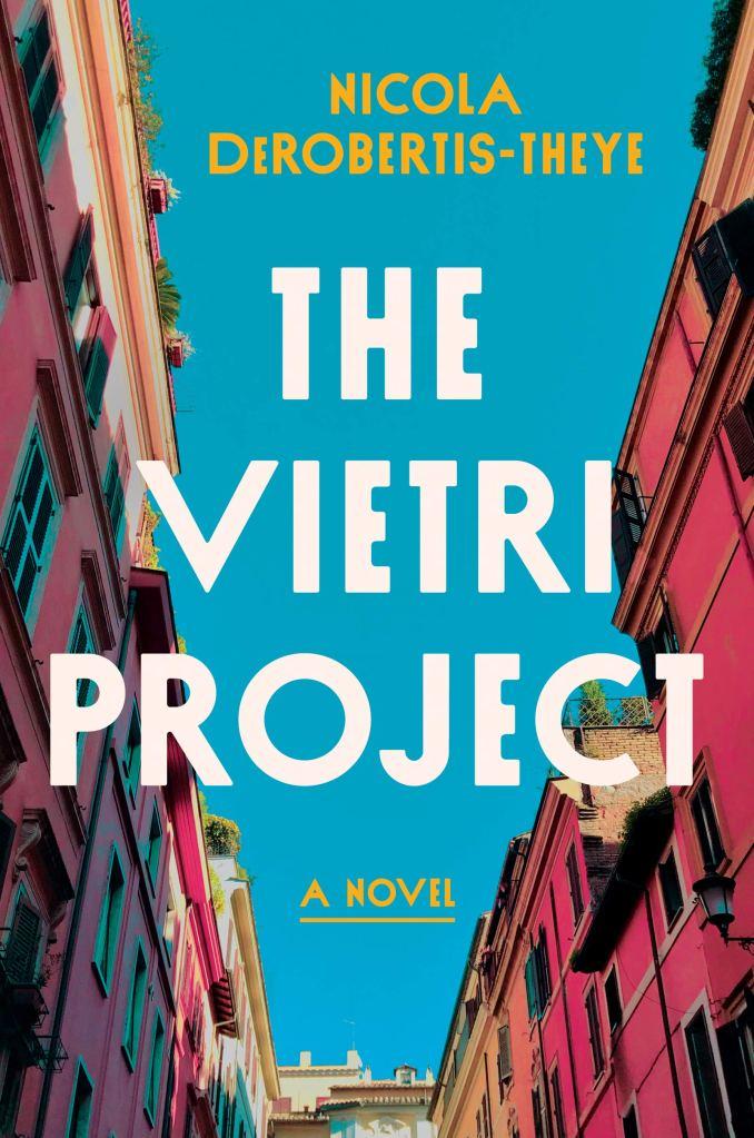 Nicola DeRobertis-Theye - The Vietri Project