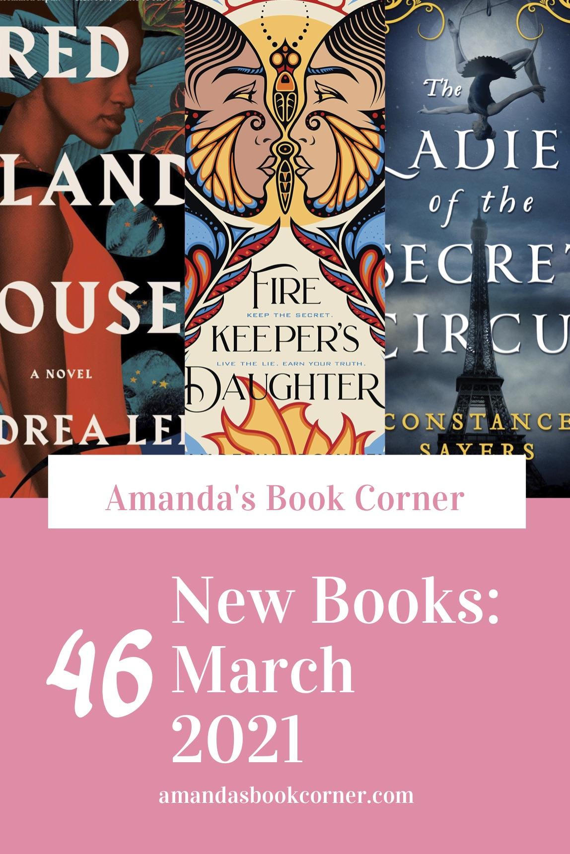 New Books - March 2021