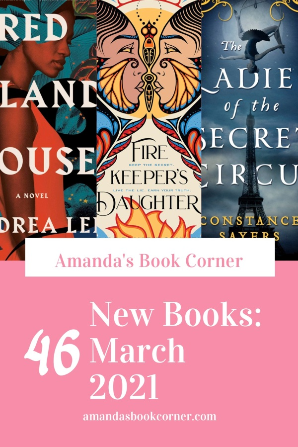 New Books - March 2021