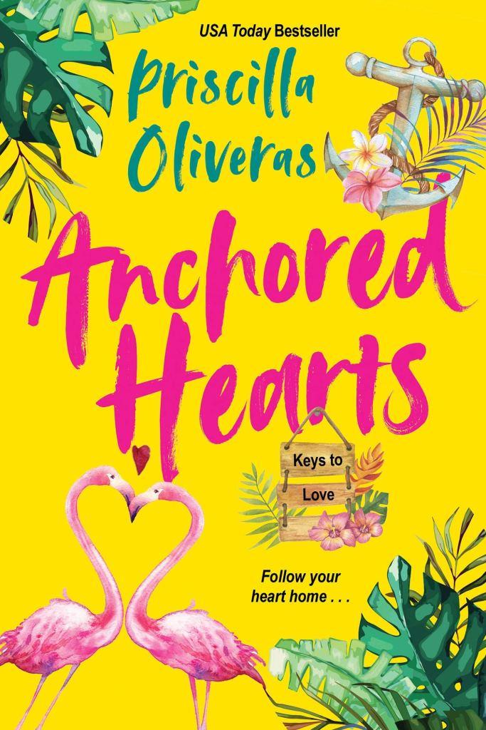 Priscilla Oliveras - Anchored Hearts
