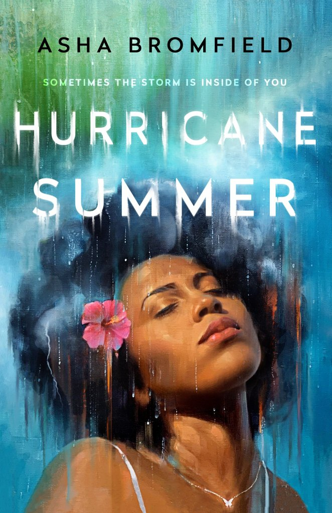 Asha Bromfield - Hurricane Summer