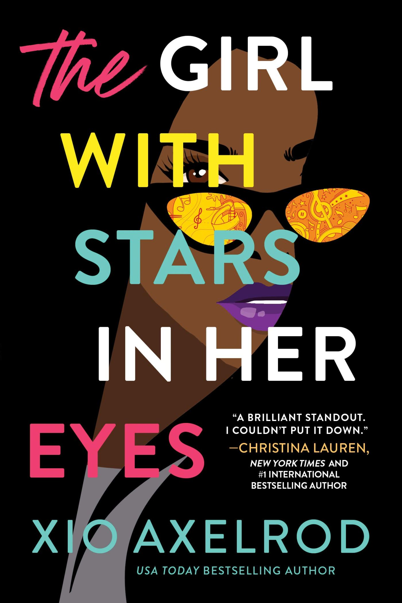 Xio Axelrod - The Girl With Stars in Her Eyes