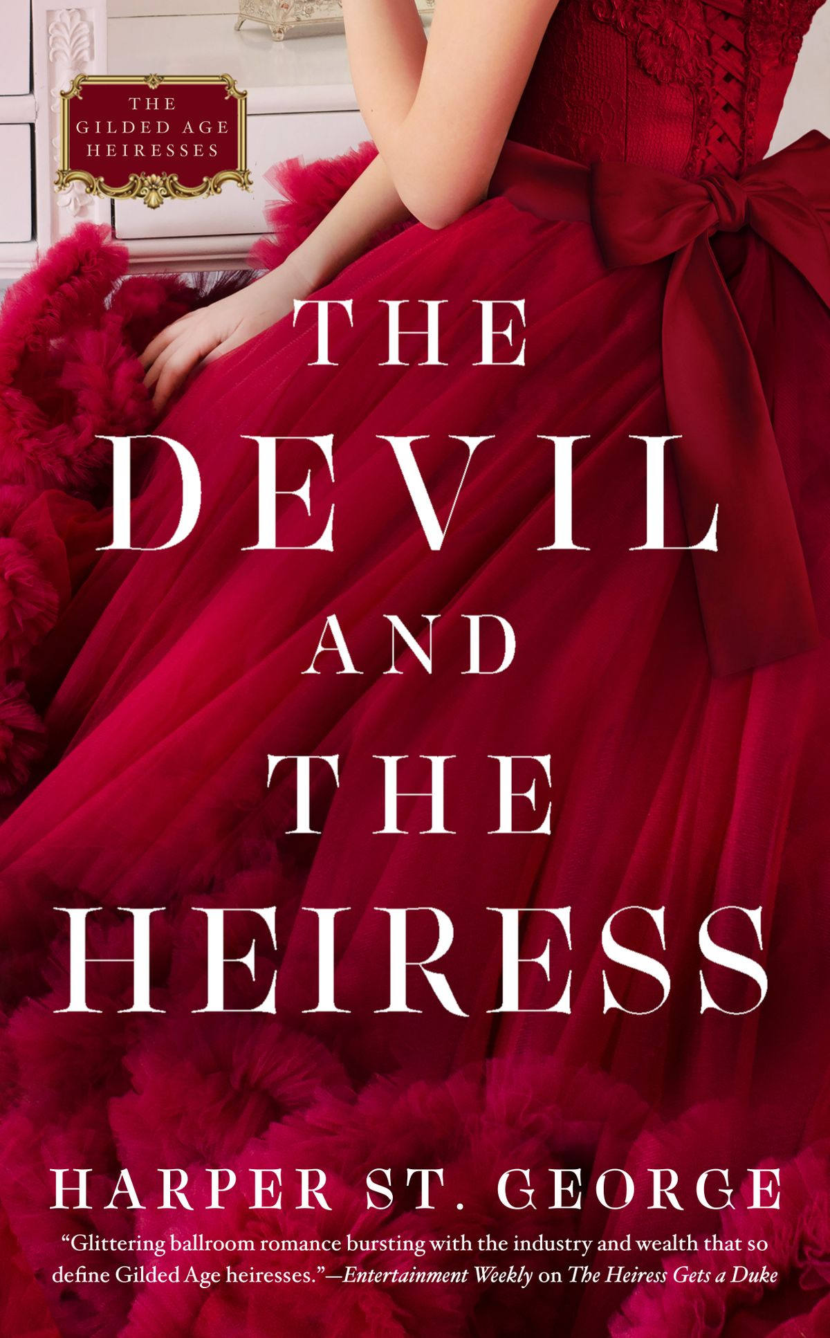 Harper St. George - The Devil and the Heiress