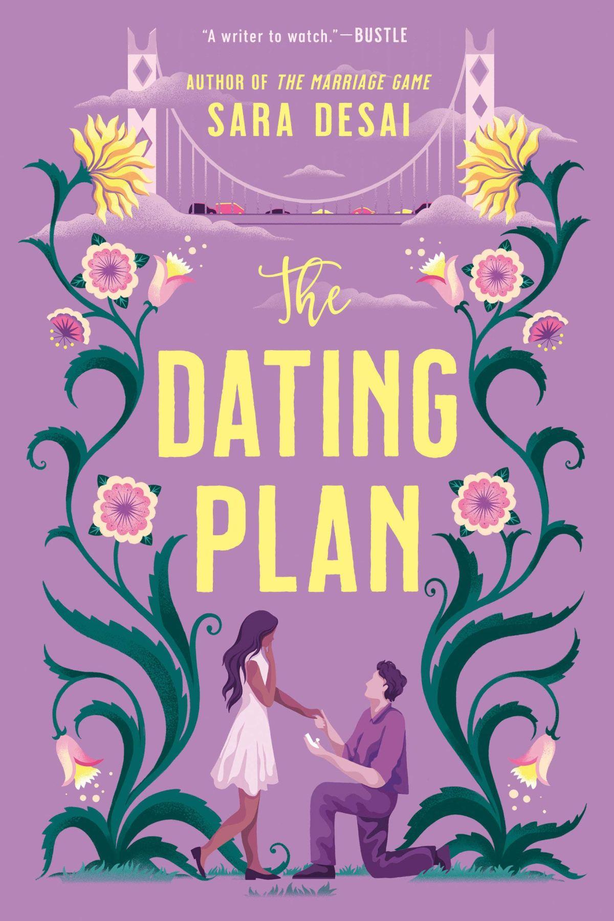 Sara Desai - The Dating Plan