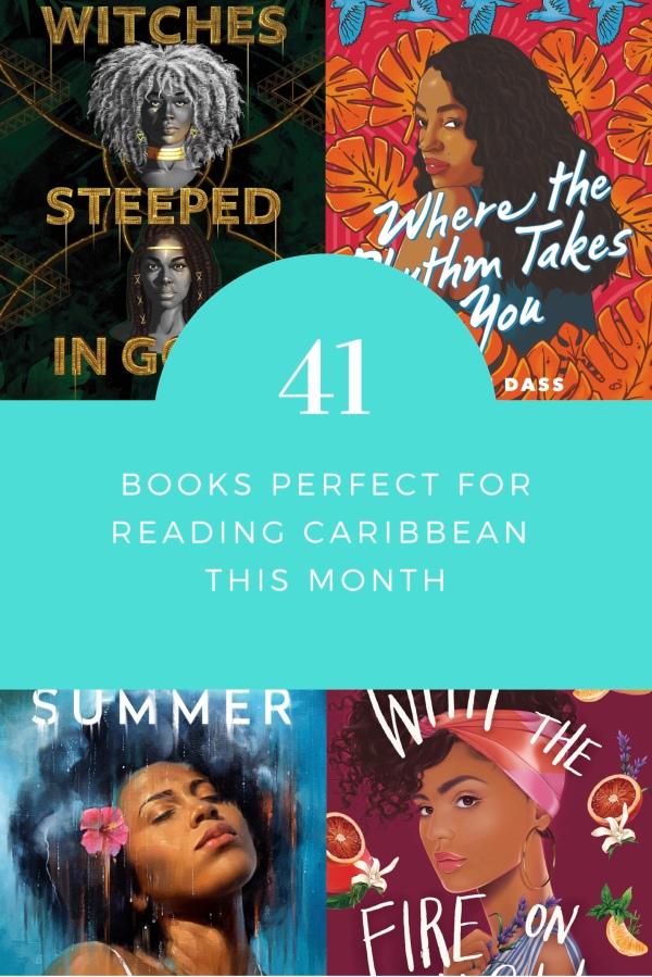 June Read Caribbean