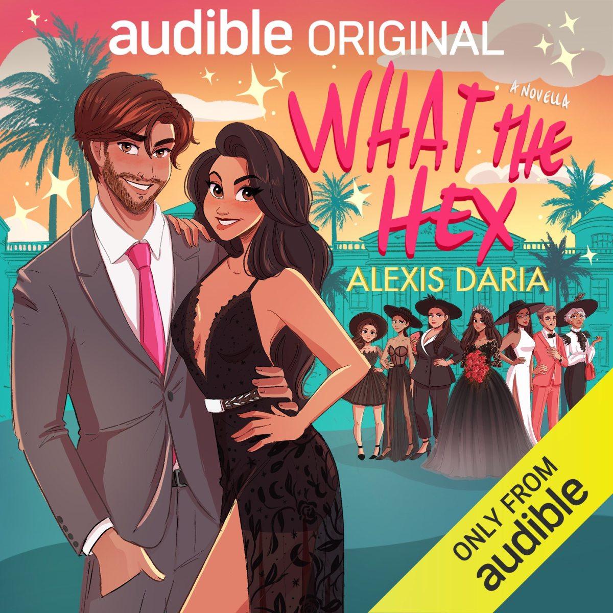 Alexia Daria - What the Hex