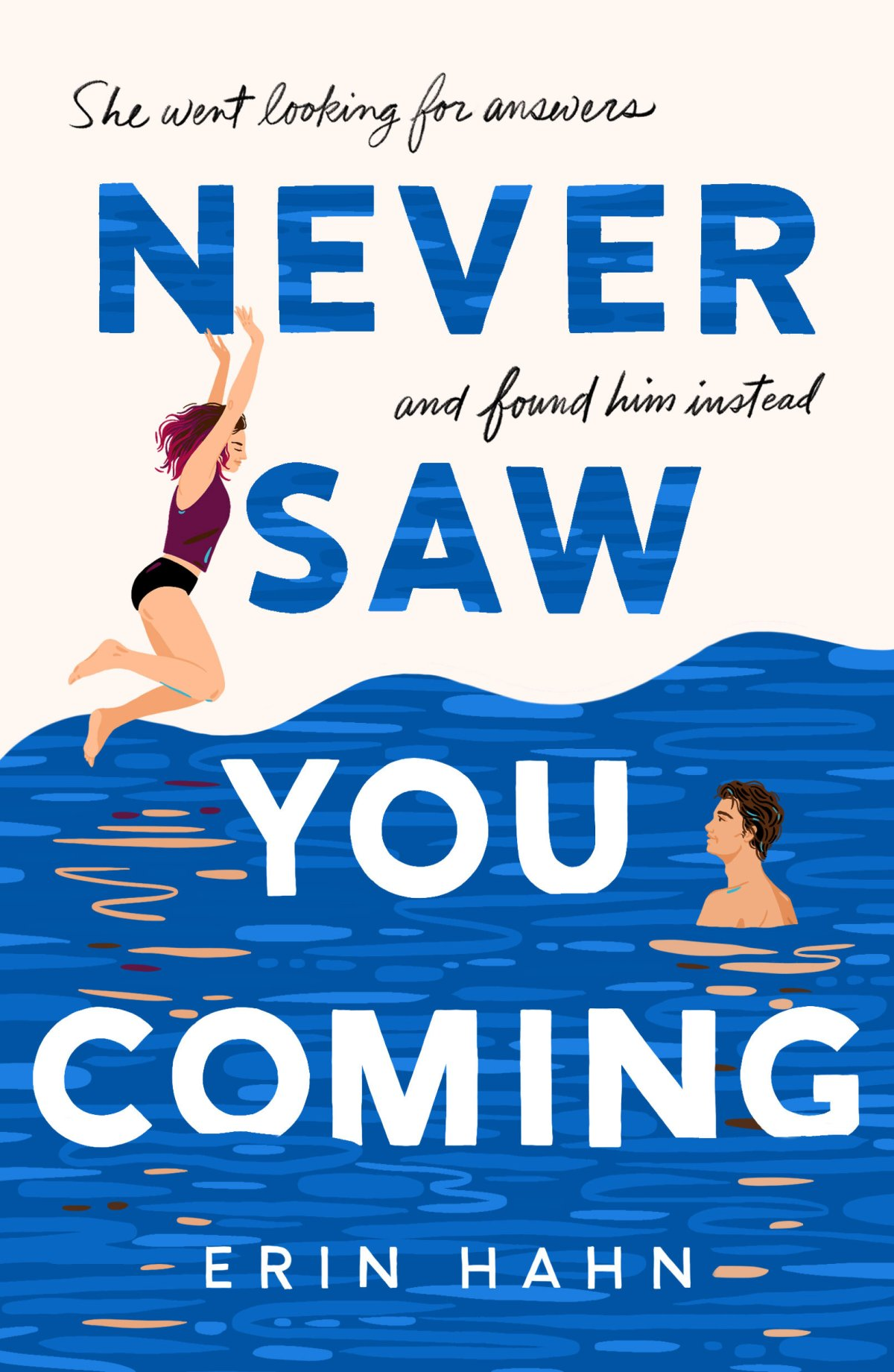 Erin Hahn - Never Saw You Coming