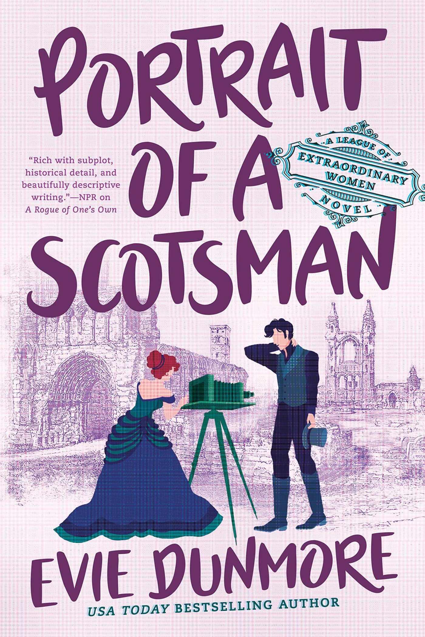 Evie Dunmore - Portrait of a Scotsman