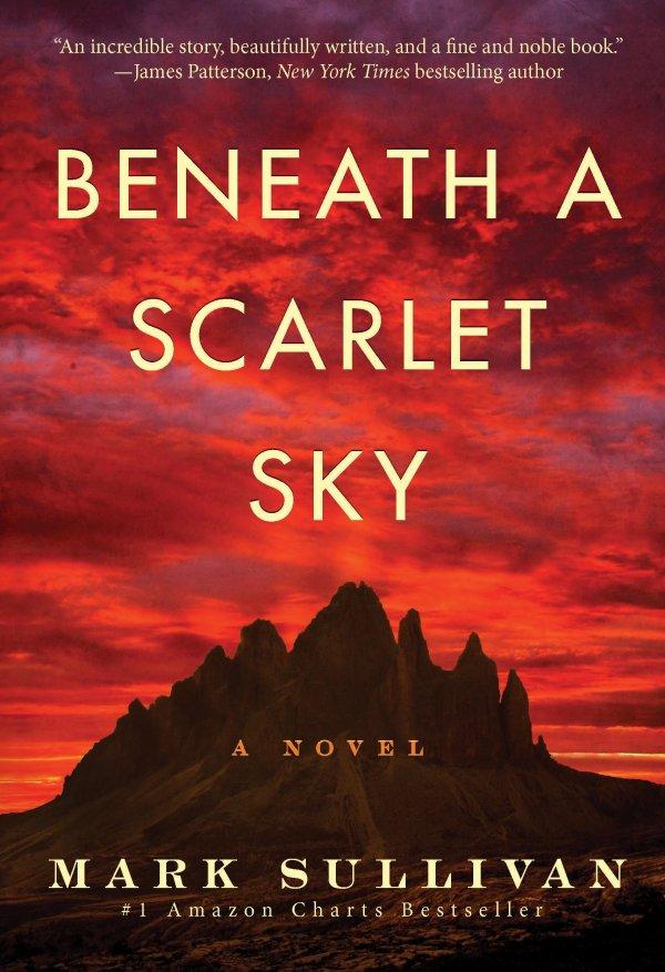 Mark Sullivan - Beneath a Scarlet Sky