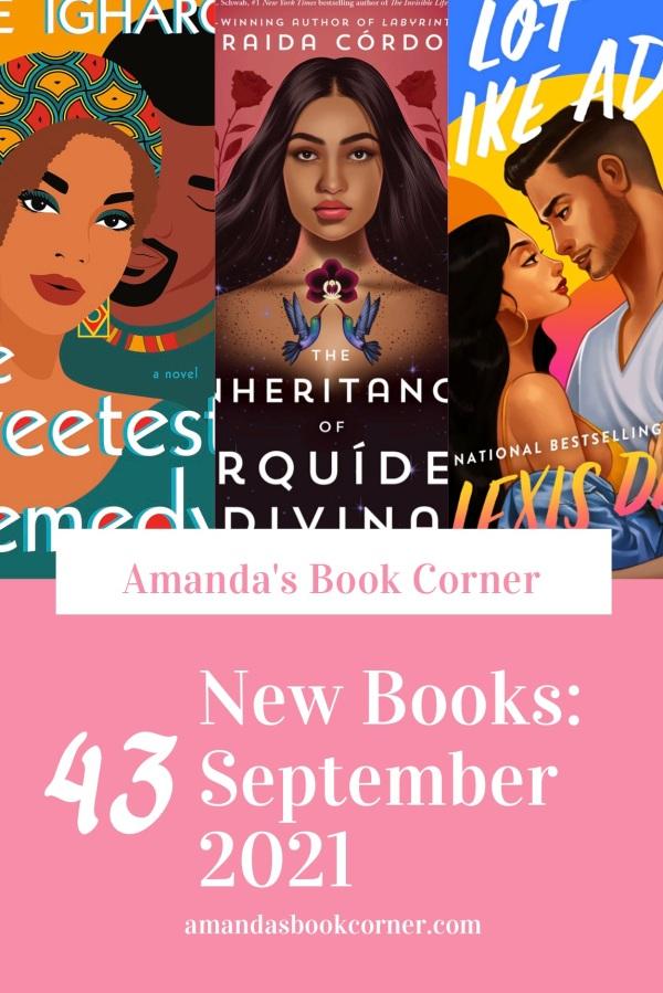 New Books - September 2021