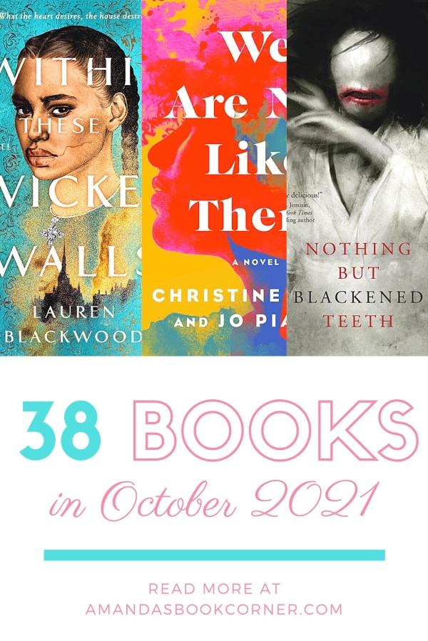 New Books - October 2021